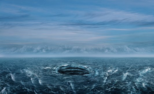 See the Ancient secrets of the Bermuda Triangle in the Atlantic Ocean
