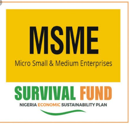 POST COVID 19: FG gives update on MSMEs Survival Fund
