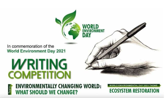 EMEND World Environment Day 2021 Writing Competition - See how to Apply here
