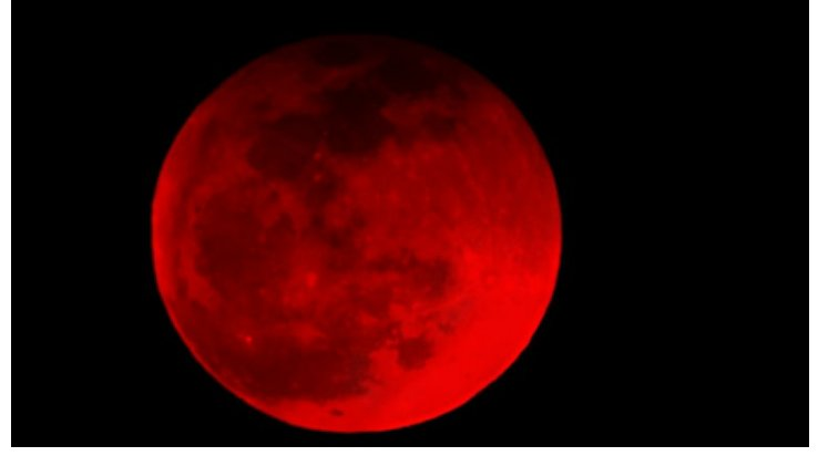 There will be a Blood Moon on May 26: Here's all you need to know about the Lunar Eclipse