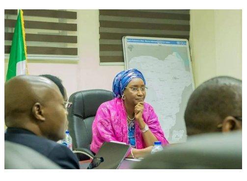 NExit to Disburse Loans to only 400,000 N-Power Batch  A & B disengaged Beneficiaries - UMAR SADIYA FAROUQ