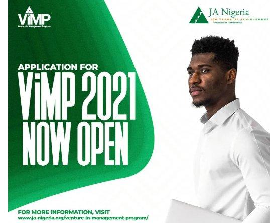 How to Apply for Junior Achievement Nigeria (JAN) Venture in Management Program (ViMP) 2021 for Nigerian Graduates