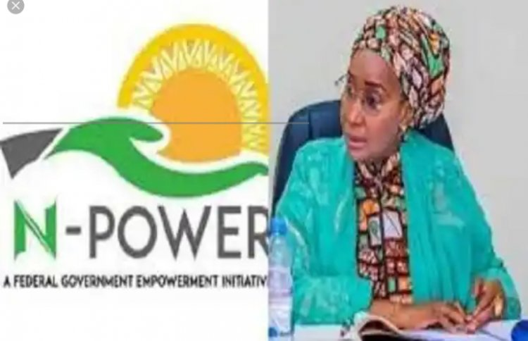 PRESS RELEASE By the Honourable Minister about the Progress of the N-Power Batch C Enrollment Exercise