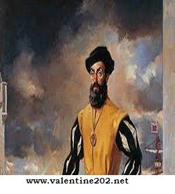 Ferdinand Magellan; The Portuguese explorer who first sailed round the world