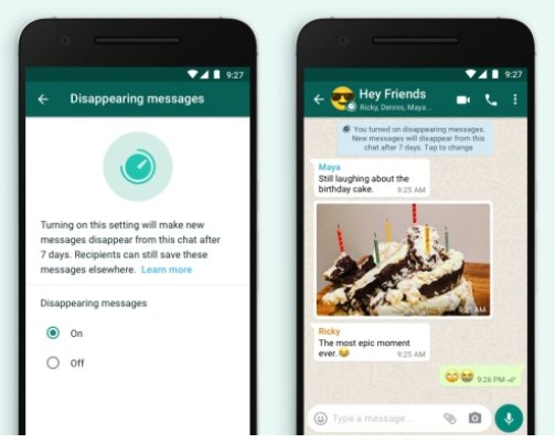 Latest Tech Update: WhatsApp 'view once' messages are rolling out – here's how they work