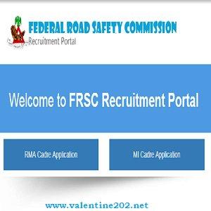 www.recruitment.frsc.gov.ng   FRSC Recruitment 2021/2022 Form Portal Now Open - Apply Here