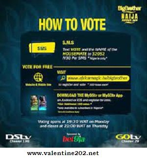 BBNaija Season 6 - How To Vote On Big Brother Naija 2021